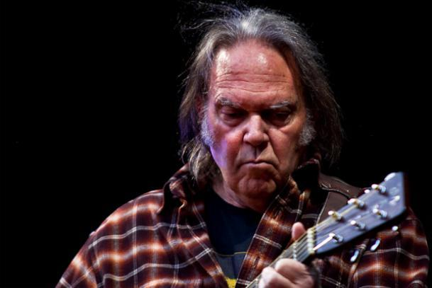 Neil Young performs with Crazy Horse on Nov. 26 in Boston. Patti Smith opens. Tickets go on sale Friday.