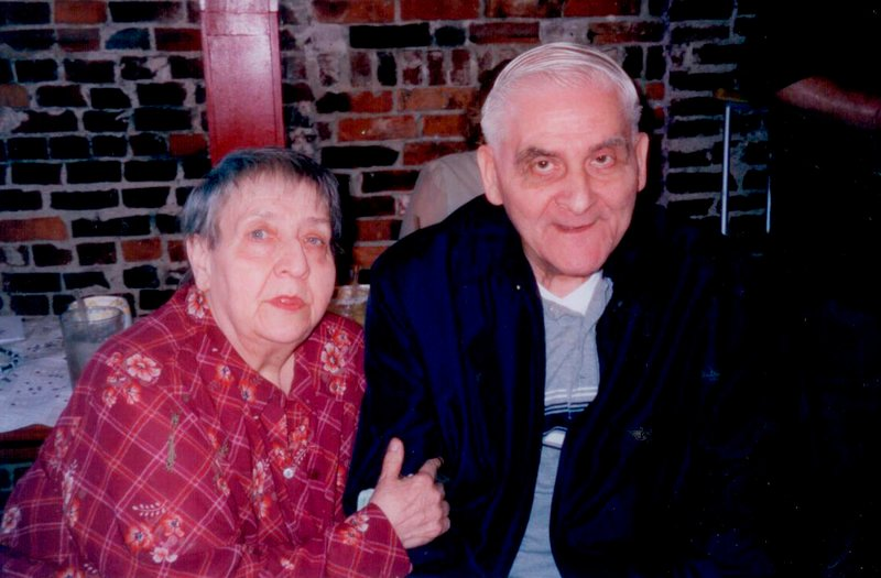 Anthony Fornisano and his wife, Frances, shown in 2005, were married for 54 years and were devoted to each other and their family.
