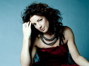 Sarah McLachlan is at Boston's Bank of America Pavilion on July 6.