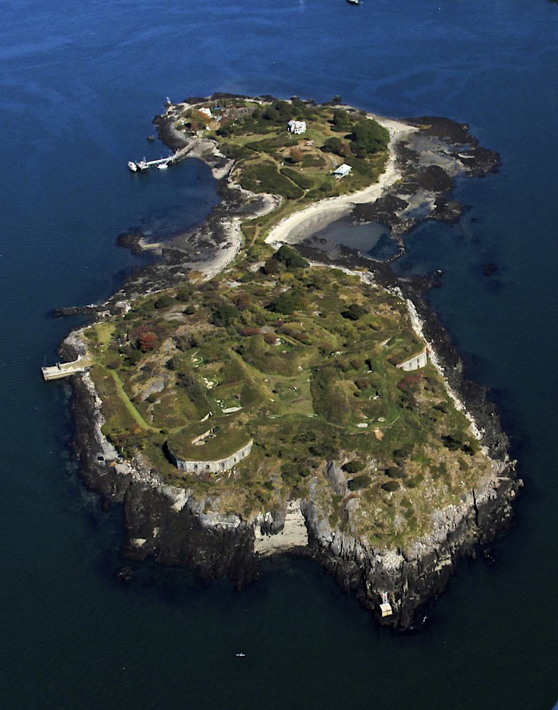 The 24-acre House Island, located in Portland Harbor, is near Whitehead Passage – between Peaks and Cushing islands. The property is owned by Harold Cushing Jr.