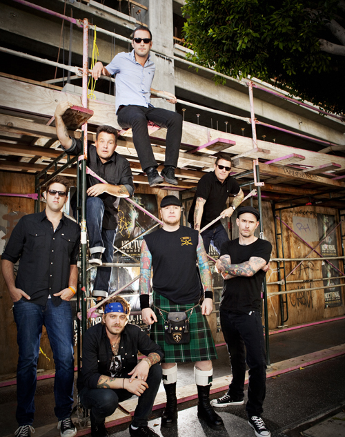 Dropkick Murphys will perform at two venues in Portland on Aug. 4.