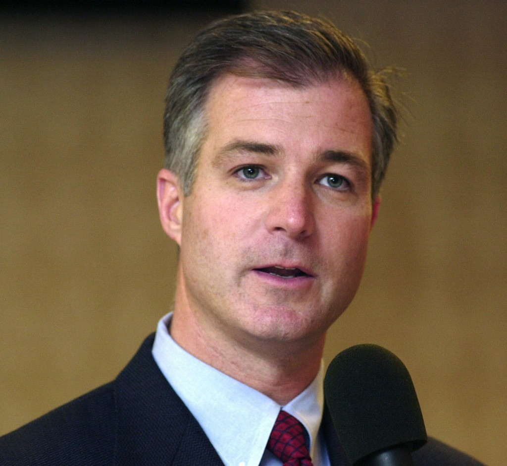 Peter Cianchette, a member of the Republican establishment in the state.