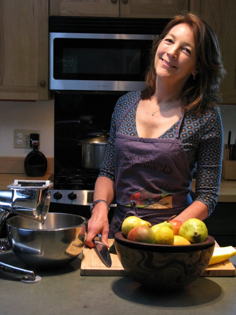 "MiMi McGee teaches ""Food for Life."""