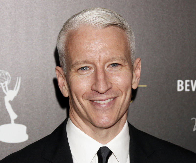 "Anderson Cooper says, ""I'm gay, always have been, always will be."""