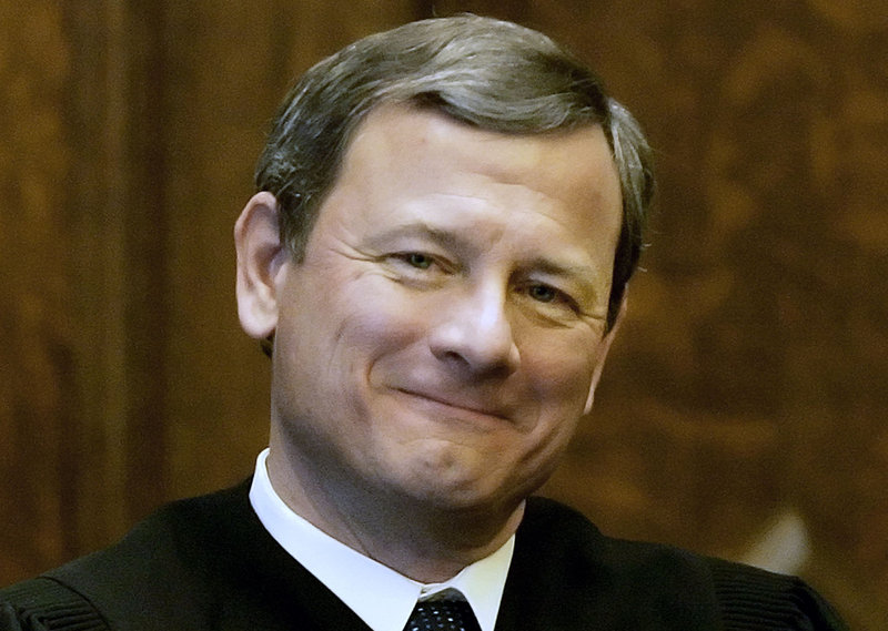Chief Justice John Roberts' role in upholding the Affordable Care Act draws criticism from a local man who shares his name.