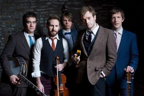 The bluegrass band Punch Brothers comes to The Music Hall in Portsmouth, N.H., on Oct. 2. Tickets go on sale Friday.
