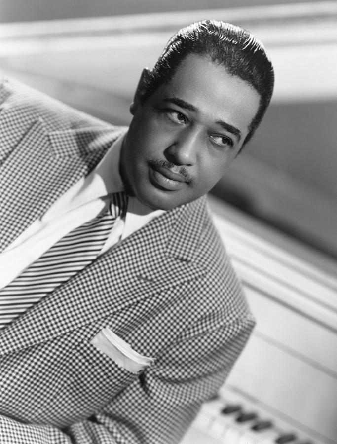 """An Evening with Duke Ellington,"" a slide show with recorded music about the 20th-century band leader and composer, will be presented Saturday and July 15 at the St. Lawrence Arts Center in Portland."