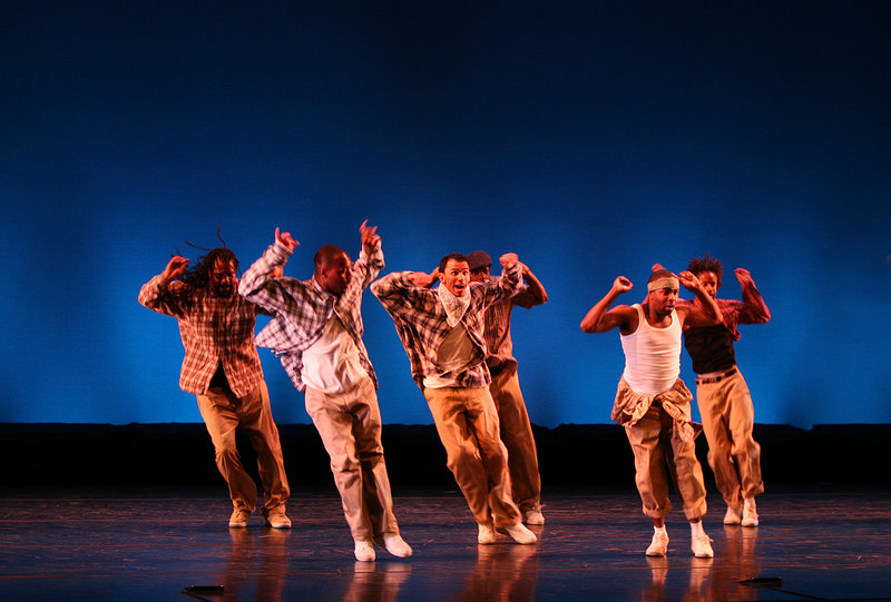 Rennie Harris Puremovement, Friday and Saturday at the Bates Dance Festival.