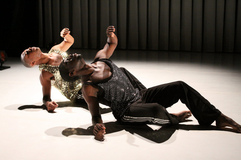 Kyle Abraham/Abraham.in.Motion performs on Thursday and Saturday in Lewiston in conjunction with the Bates Dance Festival.