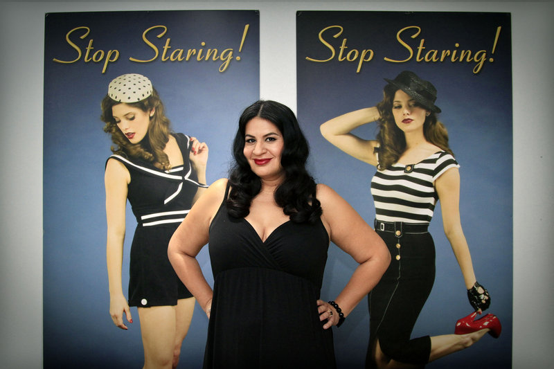 Alicia Estrada, founder of the clothing company Stop Staring based in Paramount, Calif., is among a group of small-business owners that Swiss bank UBS is connecting with mentors and helping to finance expansions. Other large financial companies have similar programs.