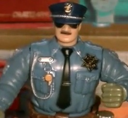 """Toy Cops 2: The Sequel"" was Slow Children Productions' funny entry in the drama category in the 2011 48 Hour Film Project."