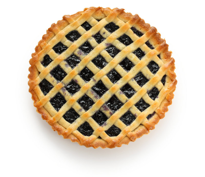 Maine blueberry festivals feature pie-baking – and pie-eating – contests.