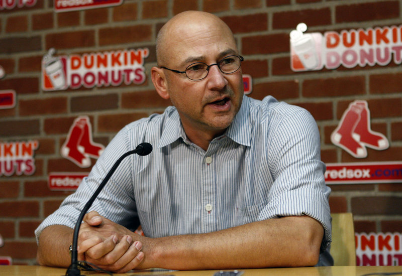 Someone needs to try to put the Red Sox back together, and Francona may have the best toolbox to do it.