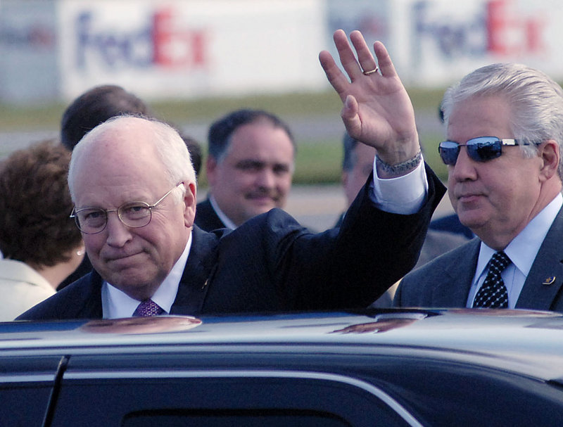 """Dick Cheney's daughter, Mary, recently married her longtime female partner, and the former vice president said he was """"delighted."""""""