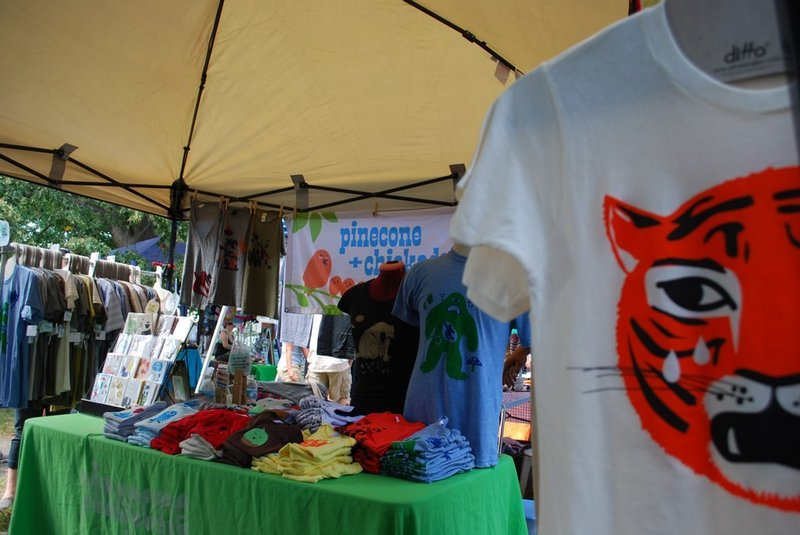 Pinecone+Chickadee, which has a shop on Free Street in Portland, will be among returning vendors at Saturday's Picnic.