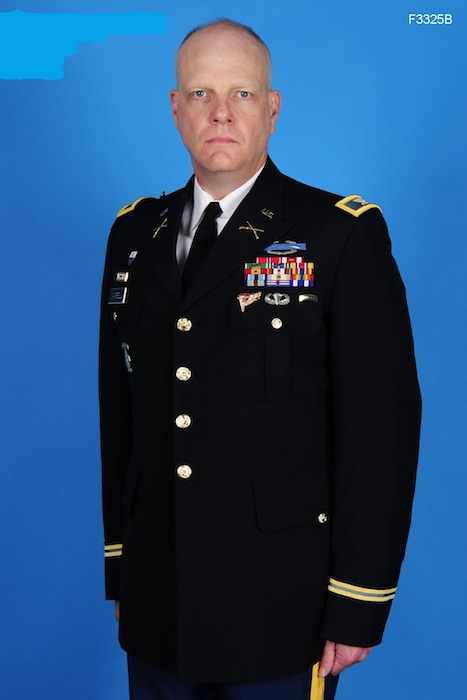 Col. James Campbell