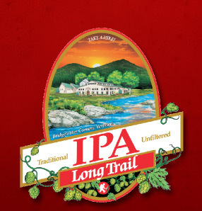 Long Trail IPA is another good example of an English rather than a West Coast IPA. It is well-balanced and not too hoppy.