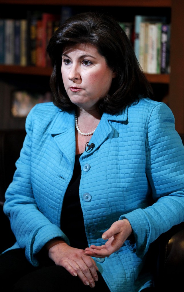 Karen Handel, former vice president for public policy for Susan G. Komen for the Cure breast-cancer charity, writes a critical account in her new book of the charity's decision to halt grants to Planned Parenthood.
