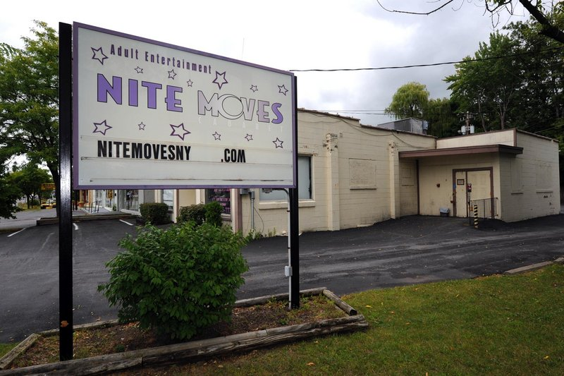 The Nite Moves strip club in Latham, N.Y., says its lap dances are an art form and should be exempt from state taxes.