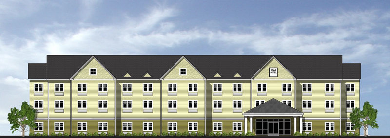A proposed 74-room hotel on Route 302 in Windham would be the largest hotel in the area.