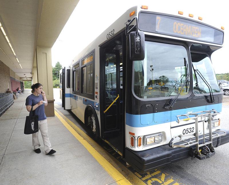 The Falmouth Flyer is a highly valuable and well-used service in town that should be preserved, said the overwhelming majority of residents and others who spoke at a public hearing Monday evening.
