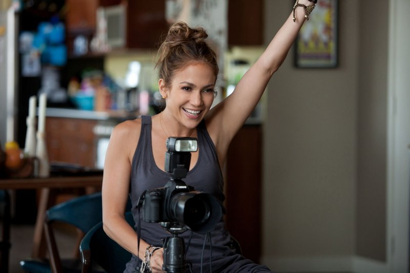 """Jennifer Lopez in """"What to Expect When You're Expecting."""""""