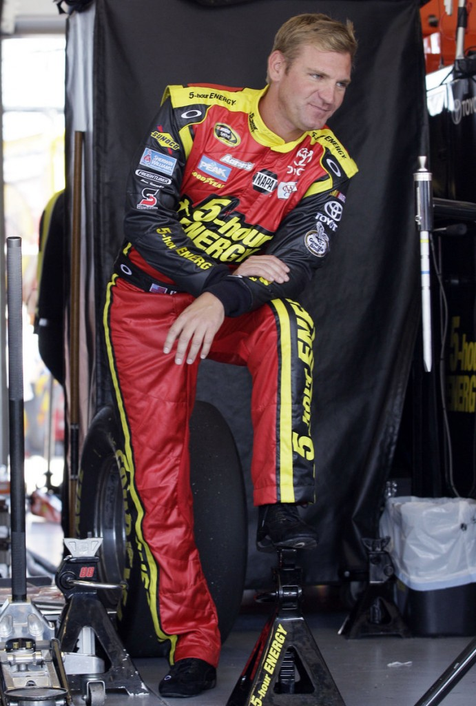 Clint Bowyer joined up with Michael Waltrip Racing for the 2012 season, and has responded with two wins and six top-five finishes.