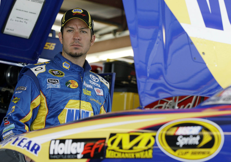 Martin Truex Jr., along with Clint Bowyer, gives Michael Waltrip Racing two drivers competing for the Chase for the Sprint Cup at Chicagoland Speedway on Sunday. Truex has had six top-five finishes this season.