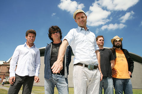 The Tragically Hip perform on Nov. 7 at the State Theatre in Portland. Tickets go on sale Friday.
