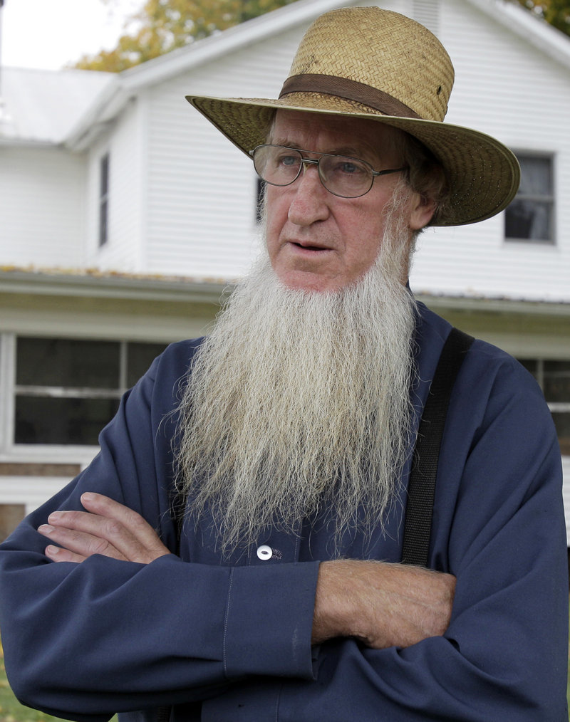 Sam Mullet Sr. was found guilty Thursday of orchestrating hate crimes in an attempt to shame mainstream members of his Amish sect.