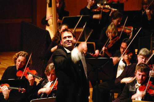 "Robert Moody will conduct the Portland Symphony Orchestra in ""Fanfare for a New Season"" on Oct. 7 and 9."
