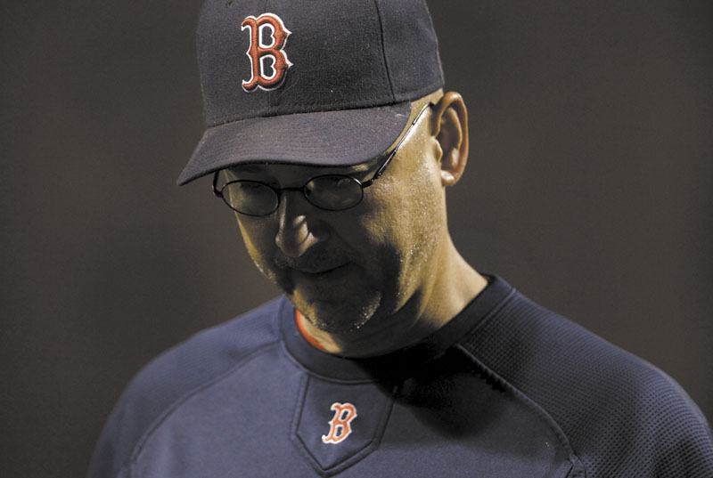Longtime Red Sox manager Terry Francona is now a candidate for the Cleveland Indians' managerial job.
