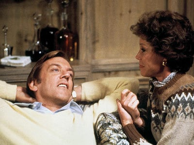 """Ordinary People,"" starring Donald Sutherland and Mary Tyler Moore (pictured), along with Timothy Hutton and Judd Hirsch, is featured on Wednesday in the Portland Public Library's ""The Banned Book Film Series."""