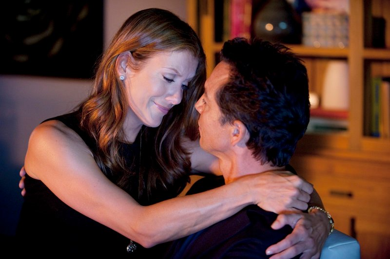 "Kate Walsh and Benjamin Bratt on ""Private Practice."""