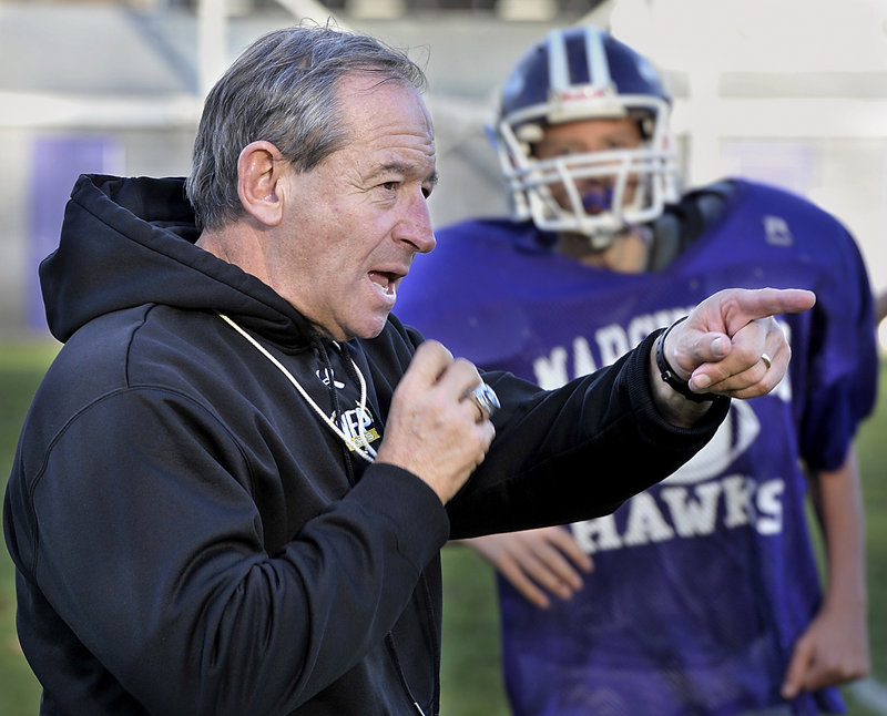Marshwood High received a coaching prize last spring when Alex Rotsko decided the time was right to move from a highly successful career at Longmeadow (Mass.) High to a home he had purchased in York Beach … and the Hawks.