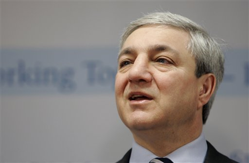 Penn State University's former President Graham Spanier was released on bail after his arraignment on Wednesday.