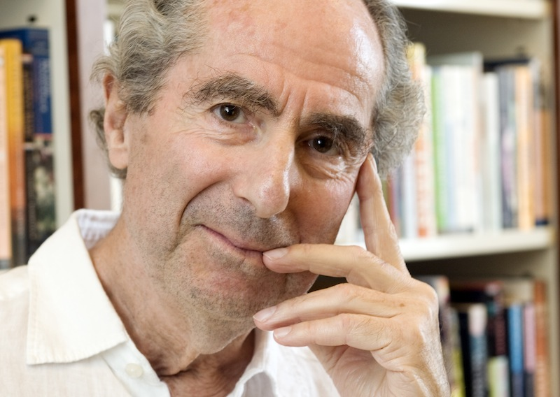 In this Sept. 8, 2008 file photo, author Philip Roth poses for a photo in the offices of his publisher Houghton Mifflin, in New York. The 79-year-old novelist recently told a French publication, Les inRocks, that his 2010 release