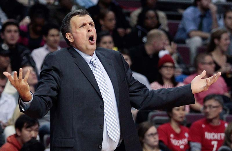 The 23-year-old daughter of Houston Rockets Coach Kevin McHale died, the team announced Sunday. McHale has been on leave since Nov. 10 with what the team called a personal family matter.