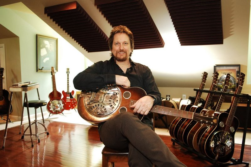 Jerry Douglas has fashioned a nearly 40-year music career that defies easy categorization.