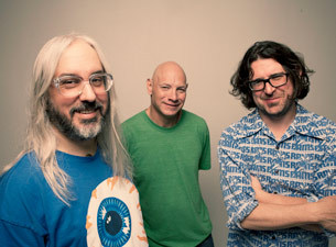 The alt-rock band Dinosaur Jr. is at the State Theatre in Portland on Nov. 29.