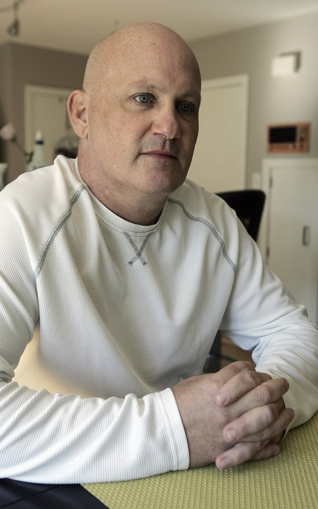 Peter Devereaux didn't even know men could get breast cancer until he was diagnosed in 2008. The cancer is believed to have been caused by water contamination at Camp Lejeune, a Marine Corps base in North Carolina.