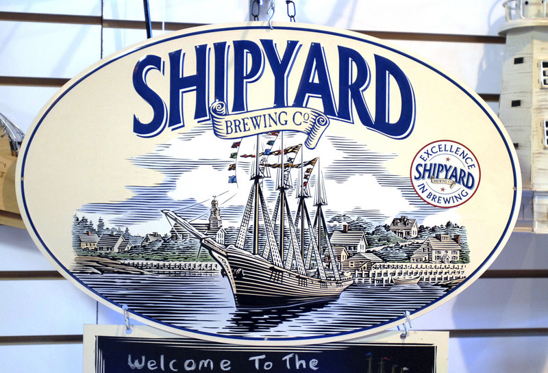Shipyard Brewing and the city could have an agreement by the end of March on the brewery's back sewer fees.