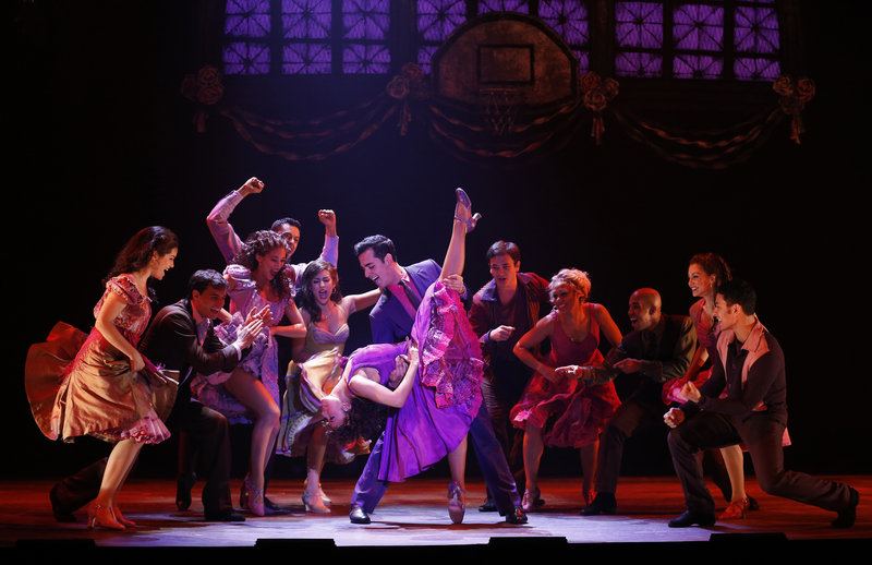 """""""West Side Story"""" is the first entry in Portland Ovations' Broadway & Beyond series. Other upcoming productions include """"Beauty and the Beast"""" in January, the Midtown Men in February, """"Rock of Ages"""" in March and """"Hair"""" in April."""