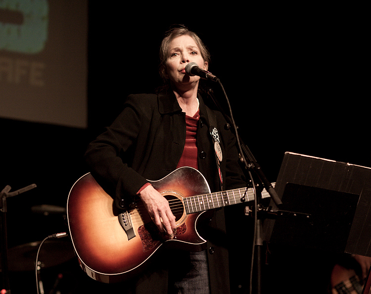 Singer-songwriter Nanci Griffith performs at Stone Mountain in Brownfield on Friday and at the Kents Hill School on Saturday.