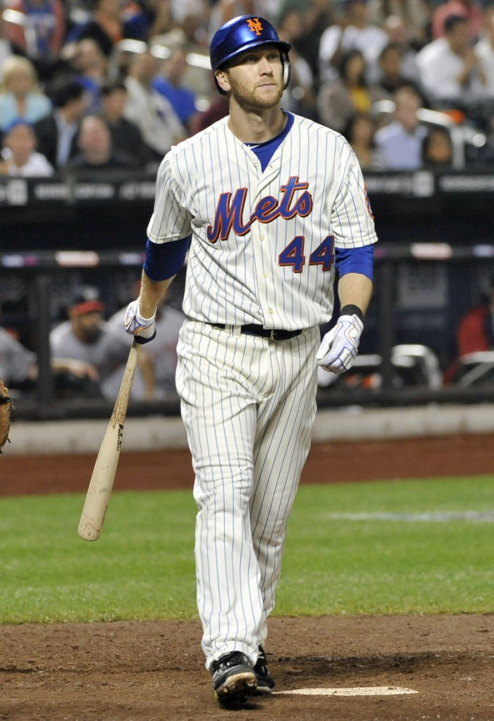Jason Bay becomes a free agent after accepting a buyout from the New York Mets after three injury-plagued and disappointing seasons.