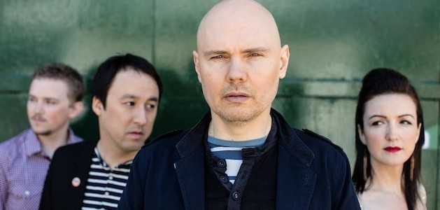 The Smashing Pumpkins are scheduled to perform at the State Theatre in Portland on Dec. 1. Tickets go on sale Friday.