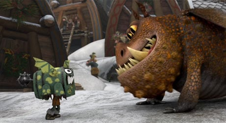 """Dreamworks Dragons: Gift of the Night Fury,"" from the ""How to Train Your Dragon"" franchise, airs on Dec. 17."