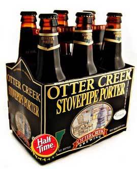 Otter Creek's mixed 12-pack was consistently good, but the Copper Ale and Stovepipe Porter were excellent.
