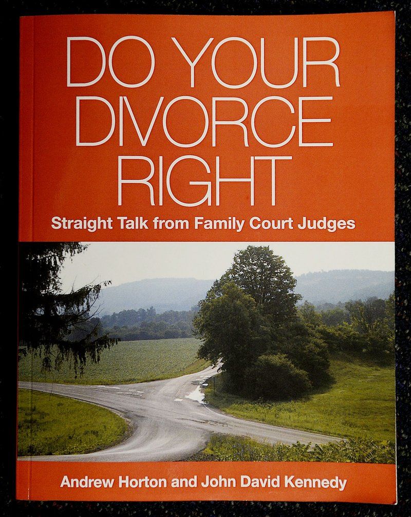 """Do Your Divorce Right"" offers nuts-and-bolts specifics for those who represent themselves in a divorce case."