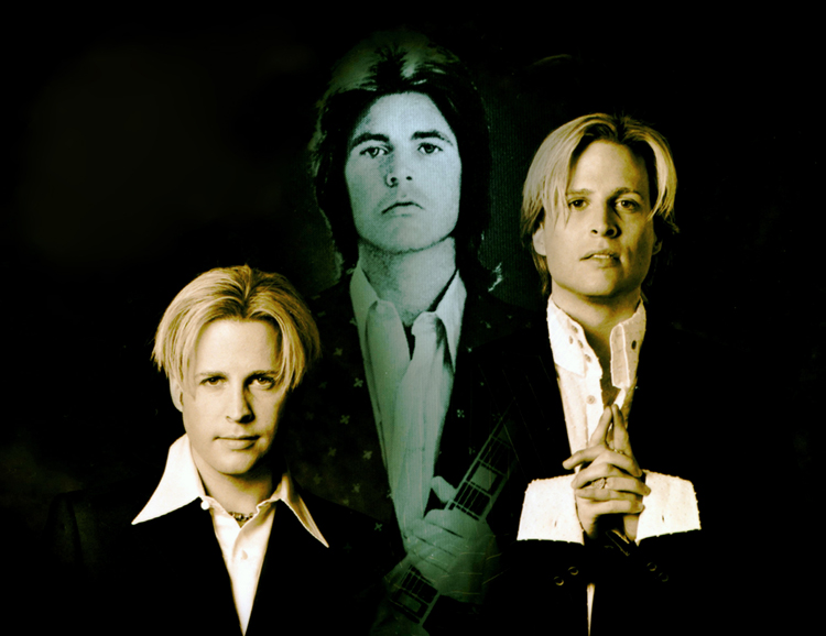 Gunnar and Matthew Nelson perform in tribute to their father, '50s and '60s singer-songwriter Ricky Nelson, on April 5 at Merrill Auditorium in Portland. Tickets go on sale Thursday.